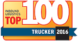 Logo for Inbound Logistics Top 100